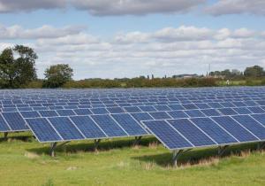 پنل خورشیدی جدید