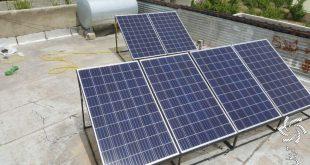 نیروگاه خورشیدی شخصی