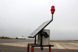 چراغ خورشیدی تبریز