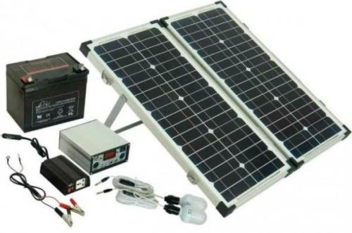تجهیزات برق خورشیدی